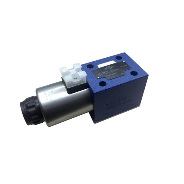 Rexroth 4WE6D6X/EG24N9K4 Solenoid directional valve #1 image