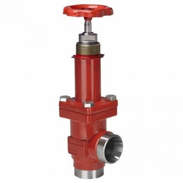Danfoss Shut-off valves 148B4611 STC 50 A ANG  SHUT-OFF VALVE HANDWHEEL #1 image