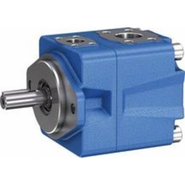 Rexroth R961002443 WELLE PVV/PVQ 5-1X/B+LAGER Vane pump #1 image